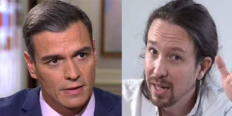 Los socialistas enfrían las ansias de Pablo Iglesias y le lanzan una velada amenaza por ser un 'bocachancla' de mucho cuidado