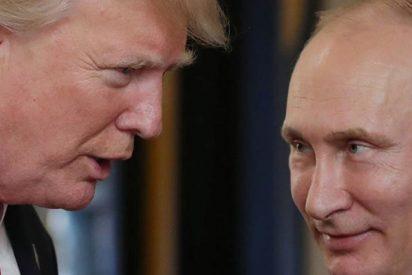 El imperdible cover de Putin y Trump cantando el tema 'Señorita'