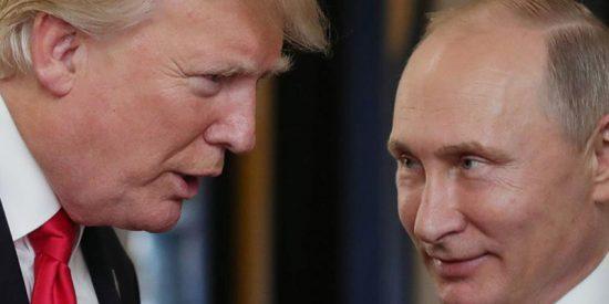 Putin y Trump ya han hablado por teléfono sobre la situación en Venezuela y Corea del Norte
