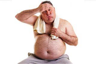 ¿Sabías que un padre obeso duplica el riesgo de asma en su futura descendencia?