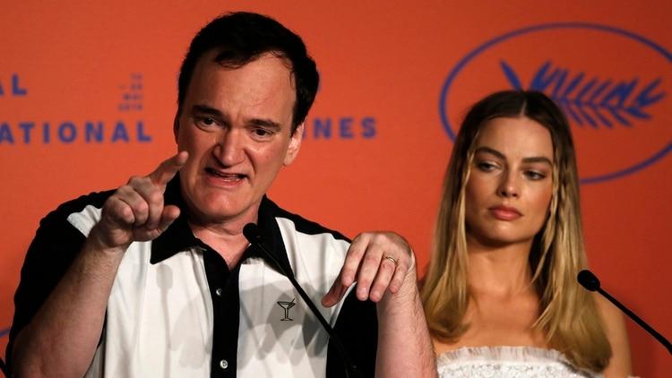 El cabreo máximo de Tarantino con una periodista por su pregunta incómoda