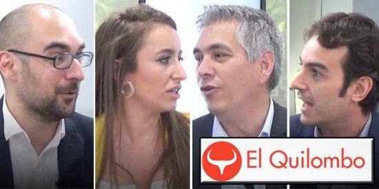 """'El Quilombo' apoya a Fran Rivera: """"Las feministas progres olvidan el vídeo que grabó el PSOE para acabar con Pedrojota"""""""