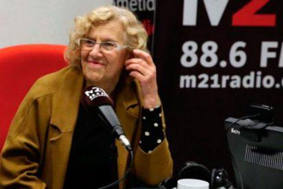 El PP echa el cierre a 'Radio Carmena', que ha dilapidado 5 millones y tiene solo 462 oyentes diarios