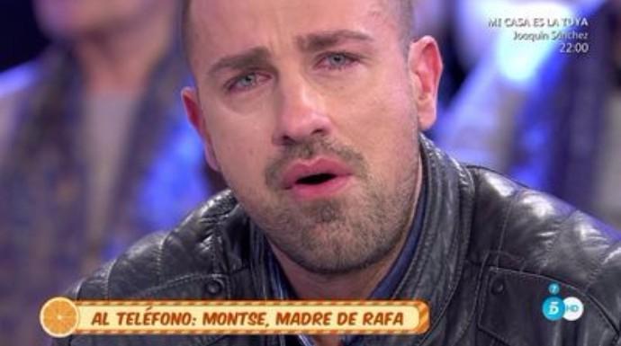 La razón por la que Rafa Mora ha cavado su propia tumba en Telecinco: ¿Se le acabó el chollo para siempre?