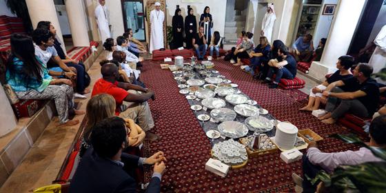 El Ramadán y la cultura árabe en Dubái