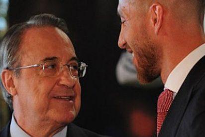 Florentino confiesa que Ramos le ha pedido pirarse del Real Madrid