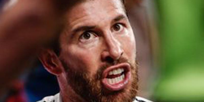 ¿Sabes qué hace Sergio Ramos con las garrafas de 20 litros de agua?