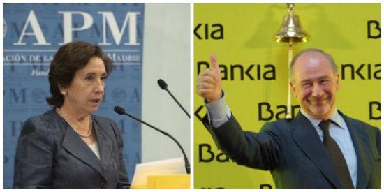 Victoria Prego lía un buen cacao por insinuar que los diputados sin patrimonio vienen a trincar a la política