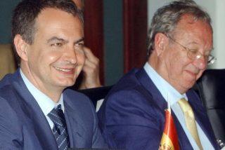 Zapatero, manchado con la corrupción chavista: su embajador Raúl Morodo recibió 4,5 millones de PDVSA sin justificar