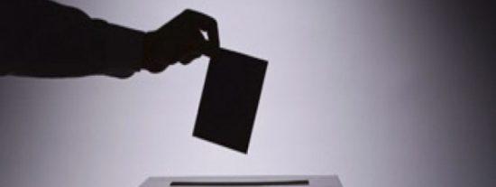 Prohíbase la realización de elecciones…