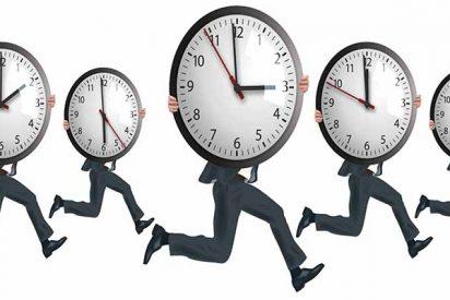 ¿Sabes por qué el tiempo va siempre hacia adelante y nunca hacia atrás?