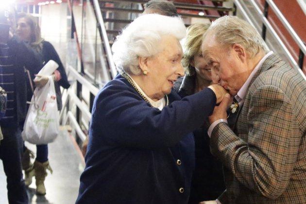 Palo inesperado para el Rey Juan Carlos: filtran el grave estado de salud de la Infanta