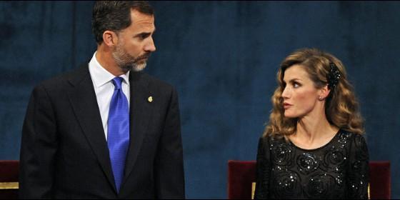 Arde Casa Real: Brutal bronca entre Don Felipe y Doña Letizia con amenaza de divorcio