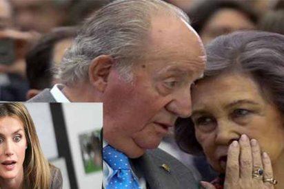 El rencoroso Peñafiel da una 'mala noticia' a la Reina Letizia que tiene metiendo en el ajo a sus reales suegros