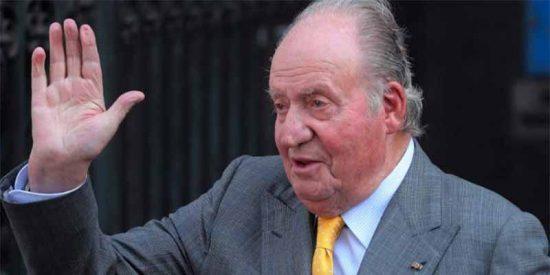 El rey Juan Carlos I se ha cansado y anuncia se retirada de la vida pública