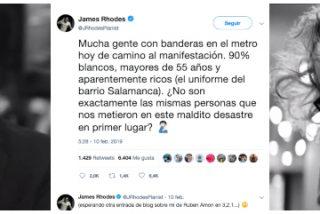 Los dueños de la pasta están aterrorizados con Podemos pero utilizan a iconos 'progres' para sus anuncios