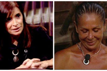 Carmen Rigalt estalla ante la prepotencia de Isabel Pantoja y la deja para el arrastre
