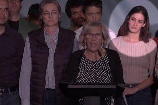 El soberbio tuit que demuestra por qué para Carmena y su 'asalta capillas' es un drama mexicano perder la alcaldía de Madrid
