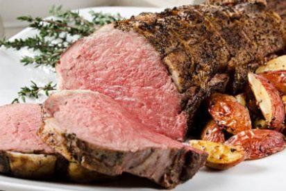 Roast beef, receta original