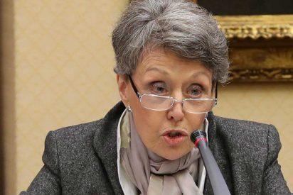 La TVE de Rosa María Mateo expulsa a VOX del debate europeo y de propina incluye a los golpistas catalanes