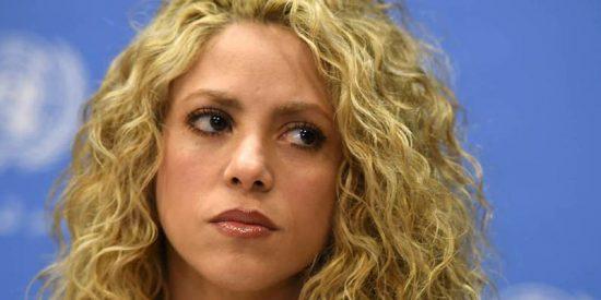 Shakira comparte un paseo en bicicleta a medianoche y se hace viral por este detalle