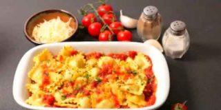 Salsa de tomate especial para pasta, ¡un sabor de 10!