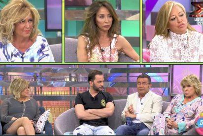 Telecinco hunde a la suplente de Jorge Javier Vázquez: le baja el sueldo y ella hace topless