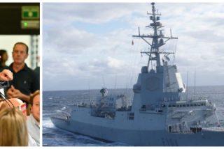 El PSOE de Sánchez sigue el legado de Zapatero y humilla a nuestra Armada: ¿Se imaginan la cara que se le quedó al teniente de navío español?