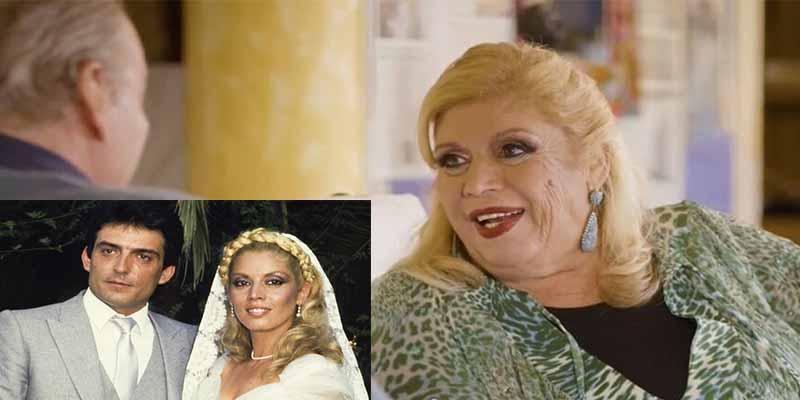 """María Jiménez: """"Pepe Sancho era un cachondo en la calle, pero en casa se transformaba"""""""