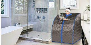 ¿Saunas domésticas de vapor o infrarrojos?