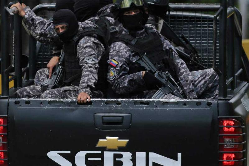 Qué está pasando en el Sebin, el temido servicio de inteligencia chavista que conspira contra Maduro