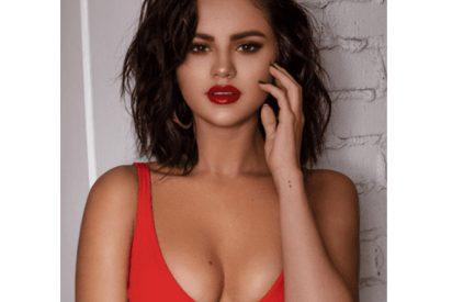 El vestido transparente de Selena Gómez con el que lo enseña todo