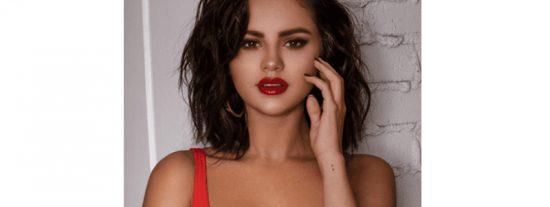 ¿Qué demonios se ha hecho Selena Gómez en la cara?