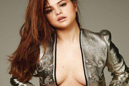 El escote más bestia de Selena Gomez; se le ve todo…