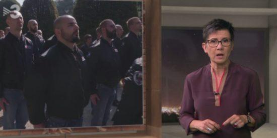 Una fanática de TV3 compara a VOX con los neonazis y lanza una 'amenaza totalitaria' vetando a su diputado 'negro'
