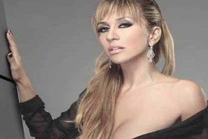 Desnuda y lista para la acción: La sensual foto de Noelia para mostrar su música