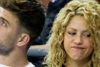 Shakira celosa tras ver esta fotito de Pique, muy contento, con esta chica
