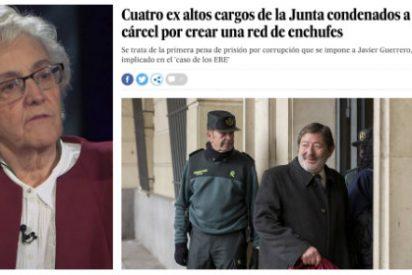 El País y su 'periodismo deluxe': se marca una pieza sobre los ERE andaluces... ¡sin nombrar al PSOE en todo el texto!