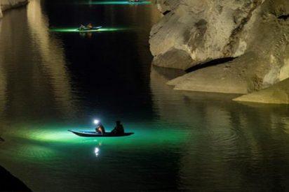 Así es Son Doong; la cueva más grande del planeta explorada por el hombre