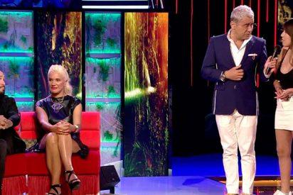 Telecinco explota en 'Supervivientes' la mala relación entre Kiko Rivera y Chabelita Pantoja