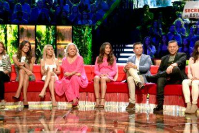 Dos presentadoras de Mediaset 'degradadas' a colaboradoras de 'Supervivientes'
