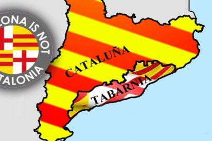 Tabarnia existe: Los 3 partidos separatistas sólo sacaron el 37% de los votos en la unión Barcelona-Tarragona