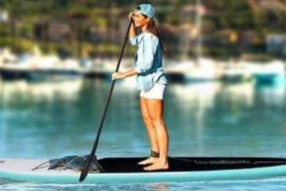 Tablas de paddle surf hinchables más vendidas en Amazon