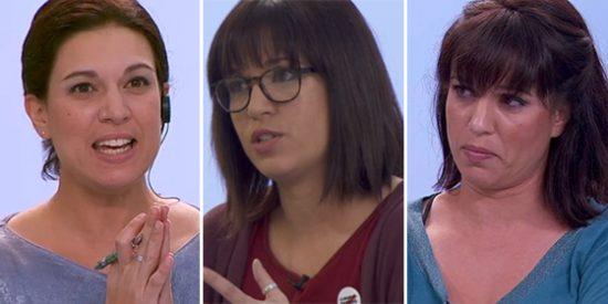 """Buenafuente pone alfombra roja a la 'vendida' Talegón en TV3: """"Se desconoce la brutal represión que está viviendo Cataluña"""""""