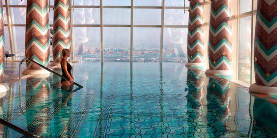 Talise Spa, uno de los mejores complejos termales de Dubái