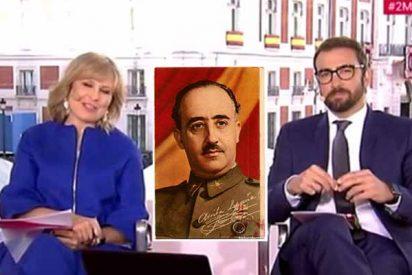 ¡Cágate lorito!: La obsesión hace a Telemadrid anunciar que el 2 de Mayo fue un levantamiento popular contra Franco
