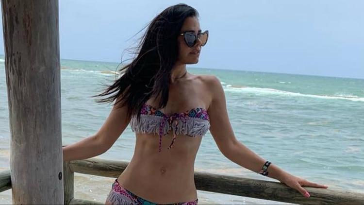Así luce en bikini la mexicana Luz Elena González a sus 44 años