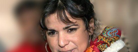 La podemita Teresa Rodríguez condenada a pagar 5.000 euros por este patoso tuit