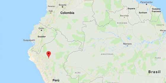 Última hora: Temblor de 8.0 grados sacude el Perú