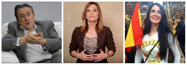 La venenosa inquina de Luz Sánchez-Mellado (El País) en contra de Vox se le vuelve en contra con un zasca colosal